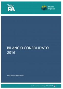 Bilancio consolidato 2016