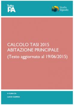 Calcolo TASI 2015_ABP