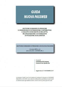 Copertina Guida Nuova Passweb