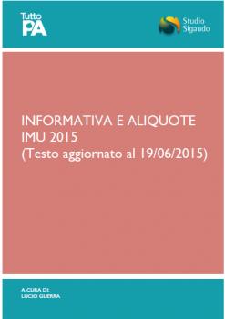 Informativa e Aliquote_IMU_2015