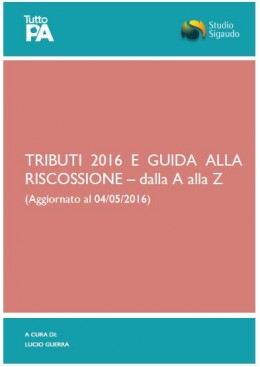 Tributi 2016