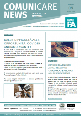 Newsletter 09-2020