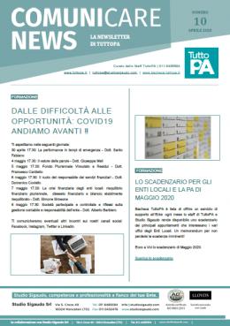 Newsletter-10-2020