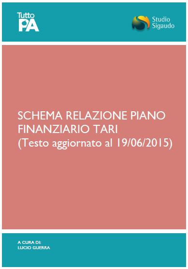 Relazione PF TARI 2015_DL 78-2015